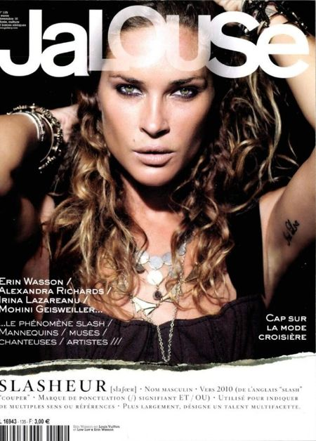 Em> November 2010 Cover | Erin Wasson