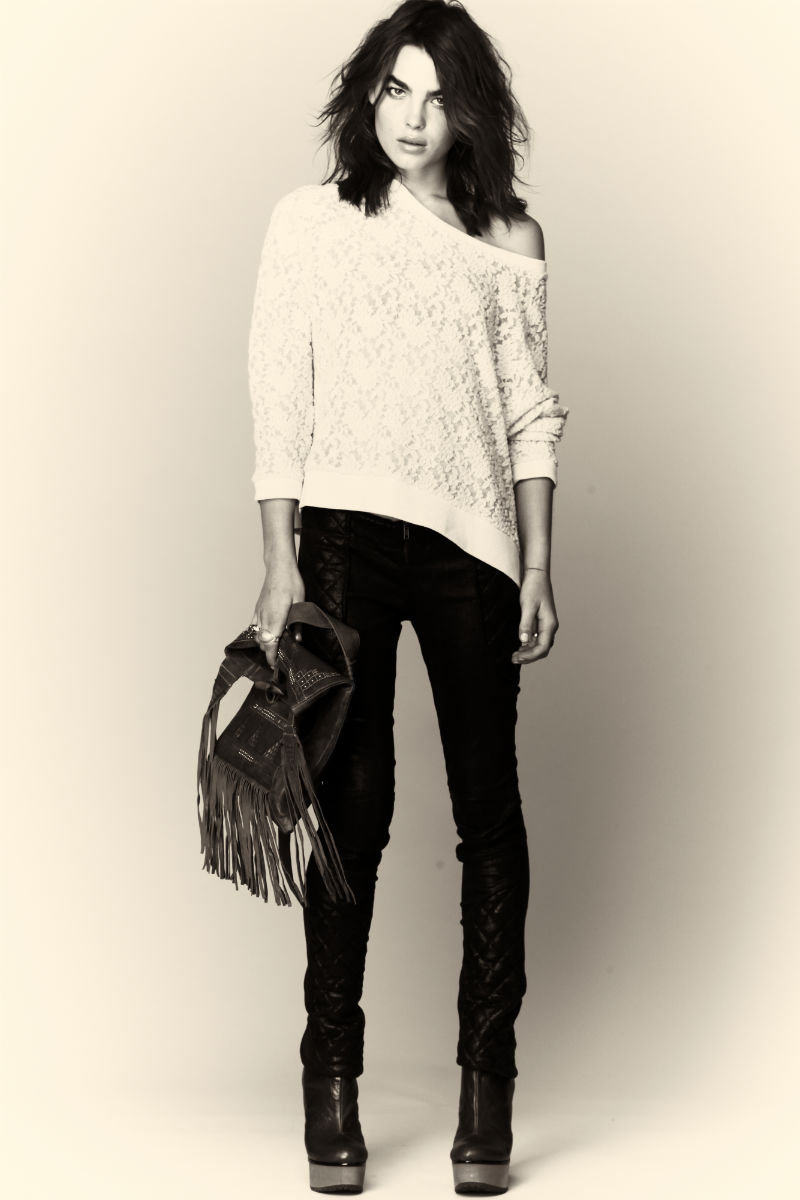 Bambilookbook7 Bambi Northwood Blyth for Free People July 2011 Lookbook
