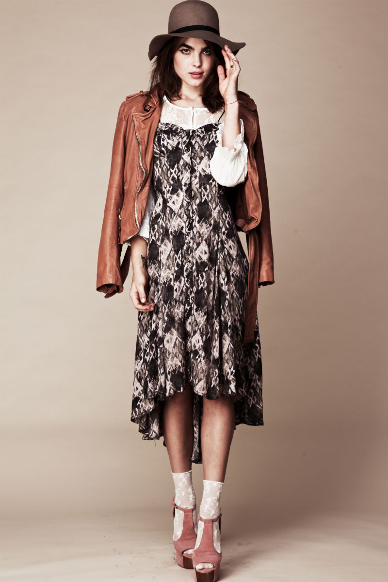 Bambilookbook12 Bambi Northwood Blyth for Free People July 2011 Lookbook