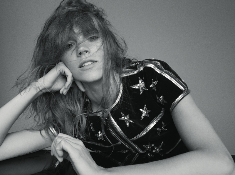 Freja-Beha-Erichsen-By-Benny-Horne-For-Russh-June-July-2014-4